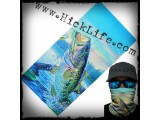 Largemouth Bass Face Shield