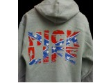 Hooded Confederate Sweat Shirt