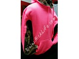 Hot Pink Realtree Inspired Camo Hoodie