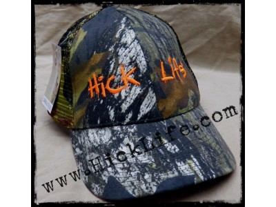 Mossy Oak/Realtree Camo Mesh Back