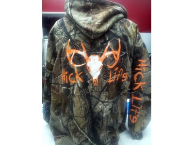Pull Over Realtree Hoodie